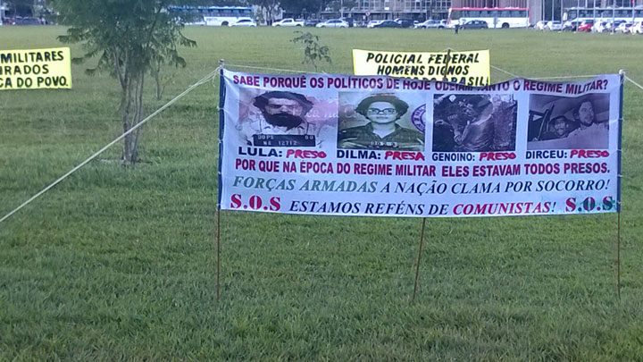 Plakat Movimento Intervencao