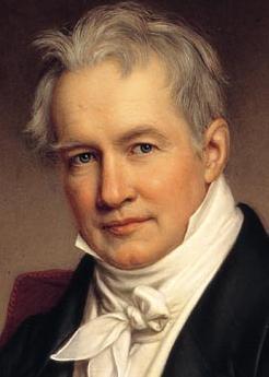 """Alexander von Humboldt Gemälde von Joseph Stieler, 1843 <a href=""""https://commons.wikimedia.org/wiki/File:AvHumboldt.jpg"""">Wikipedia</a> lizensfrei unter Public Domain"""