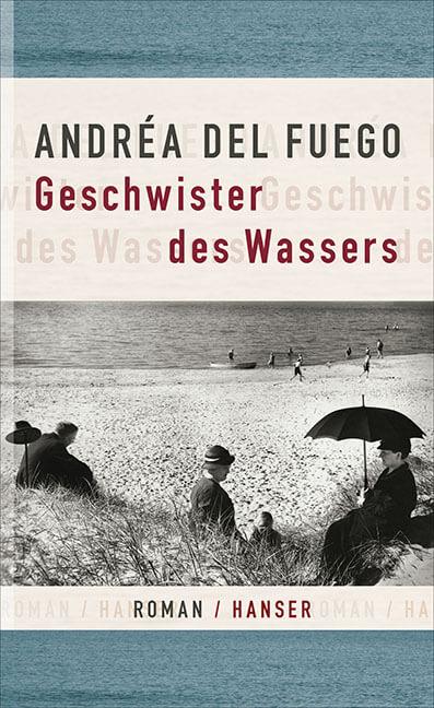 Geschwister des Wassers - Coverbild des Hanser Verkags