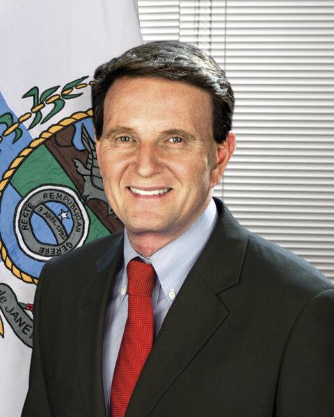 Bischof Marcelo Crivelo